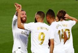 21 cầu thủ Real Madrid ghi bàn ở La Liga mùa này gồm những ai?