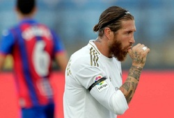 Sergio Ramos nhận đề nghị béo bở từ PSG để rời Real Madrid