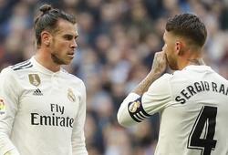 Real Madrid cắt giảm Ramos để trả cho... Gareth Bale