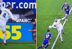 """HLV Barca """"đá xéo"""" về tranh cãi phạt đền của Real Madrid"""