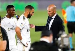 """Zidane """"mất thiêng"""", Real Madrid lỡ trận Siêu kinh điển với Barca"""