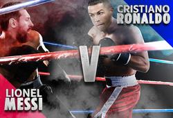 MU và Man City có thể xếp đội hình nào với Ronaldo và Messi?