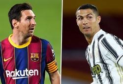 Messi đưa ra thông điệp về cuộc chiến nhiều năm với Ronaldo