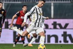 Ronaldo cán mốc đặc biệt ở 5 giải hàng đầu châu Âu