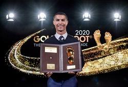 Cristiano Ronaldo giành giải thưởng mà Messi chưa từng đạt