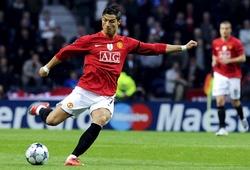 Ronaldo từng ghi bàn bằng tốc độ tên lửa khiến Porto kinh hoàng
