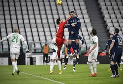 Ronaldo bật cao bao nhiêu trong trận thắng Sassuolo?