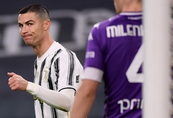 Juventus nổi giận khi Ronaldo bị từ chối phạt đền