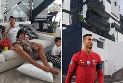 Biệt thự 8 triệu euro của Ronaldo ở quê nhà bị trộm đột nhập
