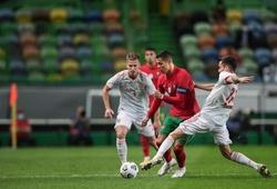 Xem Ronaldo suýt ghi bàn thắng đẹp mắt bậc nhất cho Bồ Đào Nha
