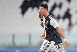 Ronaldo ghi bàn vẫn bị Immobile bỏ xa ở cuộc đua Chiếc giày vàng
