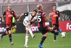 Ronaldo cán mốc đáng nhớ với Juventus trên sân đấu yêu thích