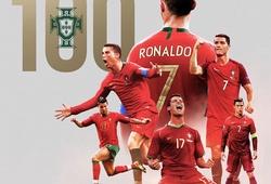 Kinh ngạc về số bàn thắng của Ronaldo sau tuổi 30 cho Bồ Đào Nha