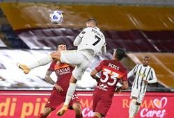 Ronaldo bật cao bao nhiêu khi đánh đầu ghi bàn trước Roma?