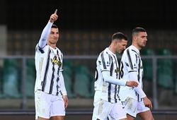 Cristiano Ronaldo ghi bàn trên sân khách tốt thứ ba châu Âu