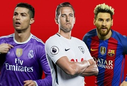 Harry Kane vẫn còn kém xa vua hat-trick Ronaldo và Messi