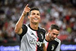 Ronaldo chỉ còn cách kỷ lục của huyền thoại Pele 30 bàn thắng