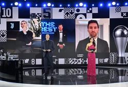 Ronaldo và Messi bầu cho ai thắng giải FIFA The Best 2020?