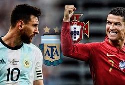 Số bàn thắng của Ronaldo cho đội tuyển so với Messi như thế nào?