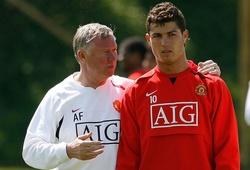 """Ronaldo từng đến MU sau cuộc điện thoại """"khẩn"""" của Sir Alex"""