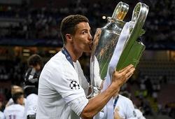 Ronaldo có thể gặp lại Real Madrid ở tứ kết Champions League