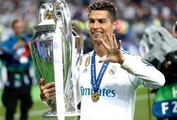 Thống kê ngoạn mục của Ronaldo sau tròn 11 năm ngày đến Real Madrid