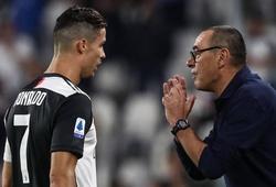 Ronaldo sắp đạt cột mốc ghi bàn mà HLV Juventus dự đoán