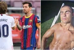 Phản ứng bí ẩn của Cristiano Ronaldo sau trận Siêu kinh điển