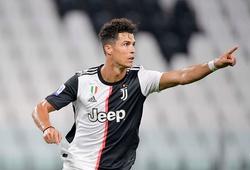Ronaldo gây choáng về bản đồ nhiệt tại Serie A mùa này