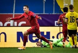 Ronaldo đã ghi bao nhiêu bàn thắng kể từ khi bước sang tuổi 30?