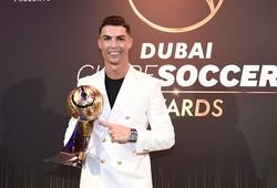 Cristiano Ronaldo săn giải thưởng thứ 7 ở Dubai vào hôm nay
