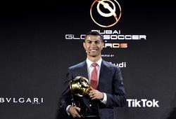 Cristiano Ronaldo giành giải cầu thủ xuất sắc nhất thế kỷ 21