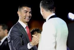 Ronaldo đầy tự hào sau khi đoạt giải xuất sắc nhất thế kỷ 21