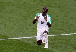 Sadio Mane bỏ lỡ bàn thắng khó tin cho Senegal ở Cúp châu Phi