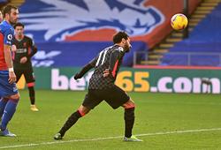 Salah lập cột mốc đáng nhớ cho Liverpool trong hơn 30 phút