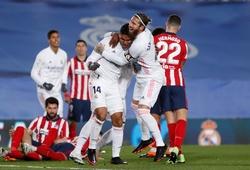 Sergio Ramos trở thành chúa tể trận derby Madrid