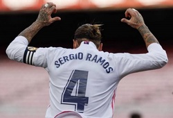 "France Football trao ""vương miện"" cho Sergio Ramos"
