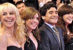 Tài sản của Maradona được chia cho các con như thế nào?