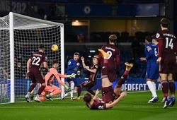 Tiền đạo Chelsea lại gây sốc với pha bỏ lỡ bàn thắng khó tin