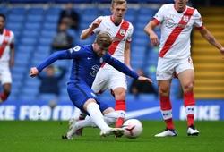 Timo Werner suýt lập hat-trick, Chelsea vẫn ôm hận