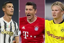 """FourFourTwo xếp Ronaldo ở vị trí """"lạ"""" trong Top tiền đạo hay nhất"""
