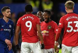 MU có tỷ lệ cao hơn Chelsea cho vị trí thứ 4 Ngoại hạng Anh
