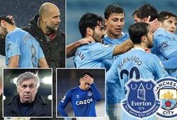 Everton nổi giận khi trận gặp Man City bị hoãn