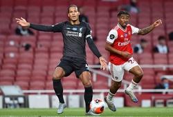 Van Dijk đóng vai hậu vệ Arsenal sau khi mắc sai lầm khó tin