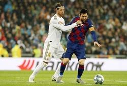 Bảng xếp hạng La Liga 2020, BXH bóng đá Tây Ban Nha mới nhất
