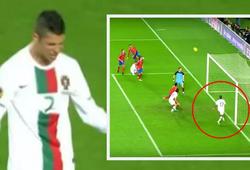 Nani minh oan gì khi phá hỏng siêu phẩm để đời của Ronaldo?