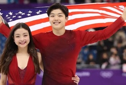 Các sao trượt băng nghệ thuật Olympic Mỹ hưởng ứng chiến dịch giúp người Mỹ gốc Á có cuộc sống tốt đẹp hơn