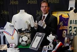 Nhà Julien sắp bán đấu giá các kỷ vật của sao thể thao có gì đặc biệt?