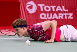 Kết quả cầu lông Đan Mạch mở rộng 21/10: Số 3 thế giới Anders Antonsen bất ngờ sẩy chân