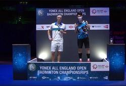 Kết quả cầu lông chung kết Toàn Anh hôm nay, 21/3: Lee Zii Jia chơi như Lee Chong Wei, biến Axelsen thành cựu vô địch!